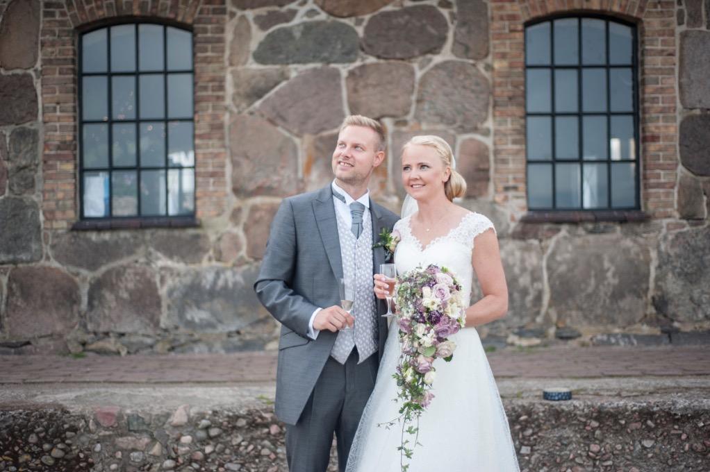 Bröllop på Bläsinge gård