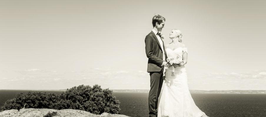 Bröllop på Grand Hotell i Mölle